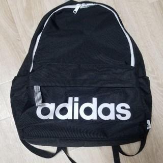 アディダス(adidas)の[美品]adidas リュック ブラック(リュック/バックパック)