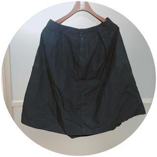 ムジルシリョウヒン(MUJI (無印良品))のMUJI//コットンスカート(ひざ丈スカート)