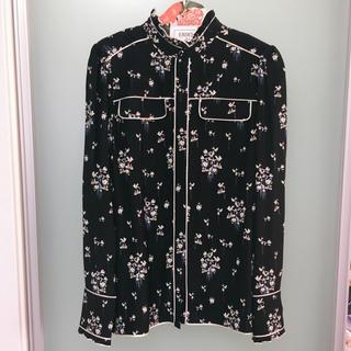アーデム(Erdem)の40サイズ ERDEM H&M シルクシャツ(シャツ/ブラウス(長袖/七分))