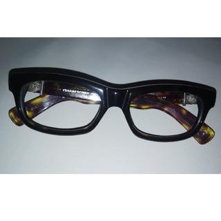クロムハーツ(Chrome Hearts)のCHROME HEARTS 眼鏡フレーム(サングラス/メガネ)