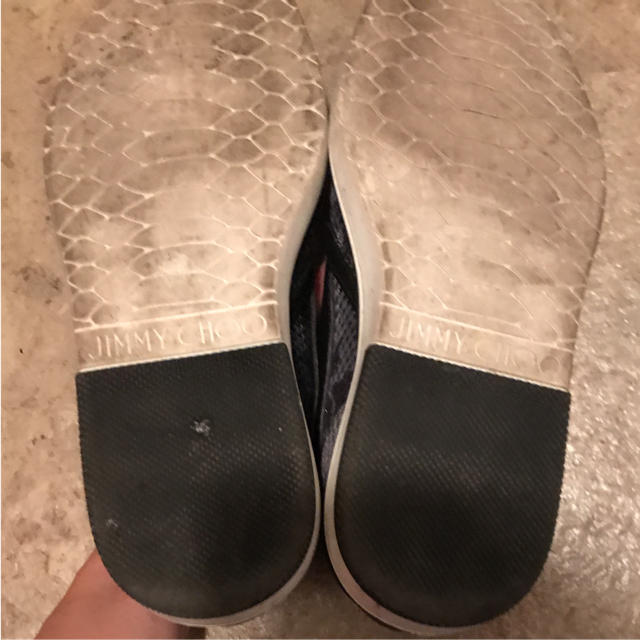 JIMMY CHOO(ジミーチュウ)のジミーチュウ スリッポン メンズの靴/シューズ(スリッポン/モカシン)の商品写真