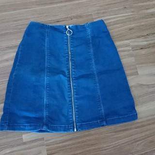 GU - 台形スカート