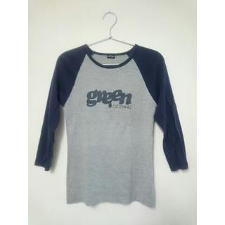 green clothing グリーンクロージング 七分Tシャツ(Tシャツ(長袖/七分))