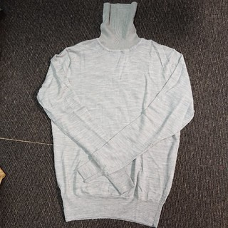 MUJI (無印良品) - 無印良品☆タートルネックセーター