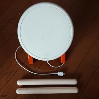 バンダイ(BANDAI)の達人の達人  Wii  タタコン バチつき ジャンク品(家庭用ゲームソフト)