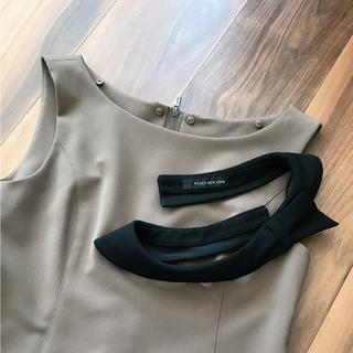 フォクシー(FOXEY)のまるこ様専用 フォクシー ブラック カラー(付け襟)のみ(つけ襟)