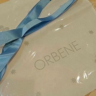 オルベネ(ORBENE)のORBENE オルベネ ショップ袋 リボン付き(ショップ袋)