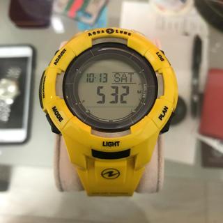 アクアラング(Aqua Lung)のAQUA LUNG 時計(腕時計(デジタル))