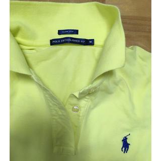 ポロラルフローレン(POLO RALPH LAUREN)の「ポロ ラルフローレン」ポロシャツ スリムフィット(ポロシャツ)