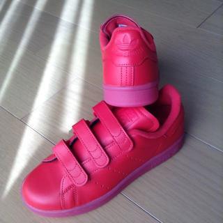 アディダス(adidas)の未使用♡22㎝♡ベルクロ♡スタンスミス♡アディダス adidas(スニーカー)