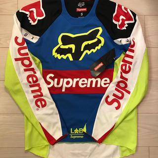 シュプリーム(Supreme)のSupreme®/Fox Racing® Moto Jersey Top(ジャージ)