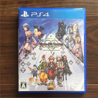 ディズニー(Disney)の【マッキー様専用】キングダムハーツ2.8 PS4(家庭用ゲームソフト)