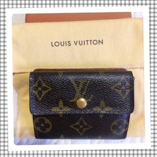 ルイヴィトン(LOUIS VUITTON)のコイン、カードケース(コインケース/小銭入れ)