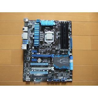 エイスース(ASUS)のASUS P8Z77V-PRO・core i5-3570K・メモリ16GBセット(PCパーツ)