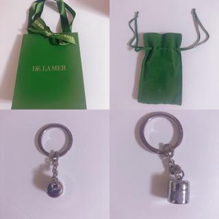 ドゥラメール(DE LA MER)のドゥ・ラ・メール非売品キーホルダー(キーホルダー)
