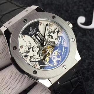 ウブロ(HUBLOT)のウブロ HUBLOT ケース径45 mm自動巻きメンズ 腕時計 (腕時計(アナログ))