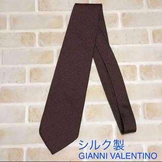 ジャンニバレンチノ(GIANNI VALENTINO)の訳あり。GIANNI VALENTINO ネクタイ。絹100%(ネクタイ)