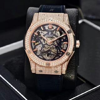 ウブロ(HUBLOT)のウブロ   41mm x 12mm 自動巻きメンズ 腕時計 (腕時計(アナログ))