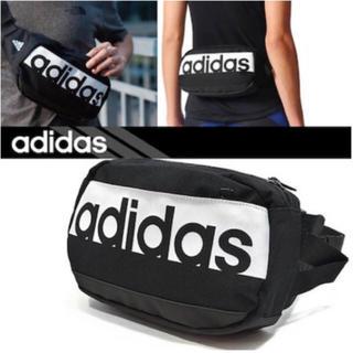 アディダス(adidas)のアディダス adidas ウエストポーチ ウエストバッグ★新品★2日以内発送♪(ボディバッグ/ウエストポーチ)