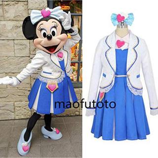 ディズニー(Disney)の♡ディズニー ミニー ロマンス 仮装 衣装♡(衣装一式)