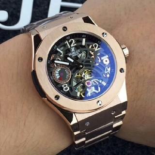 ウブロ(HUBLOT)のウブロ   45mm x 15mm 自動巻き腕時計 (腕時計(アナログ))