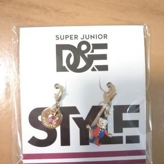 スーパージュニア(SUPER JUNIOR)のSUPER JUNIOR D&E 2018TOUR カスタムチャーム 名古屋(ミュージシャン)