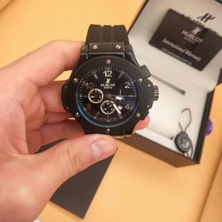 ウブロ(HUBLOT)のウブロ/Hublot メンズ 腕時計 新品 パープル文字盤(腕時計(アナログ))