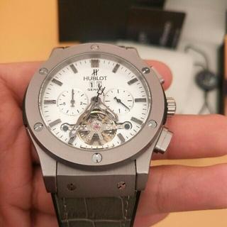 ウブロ(HUBLOT)のウブロ/Hublot メンズ 腕時計 新品 自動巻(腕時計(アナログ))