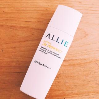 アリィー(ALLIE)の新品♡アリィー♡日焼け止め乳液(日焼け止め/サンオイル)