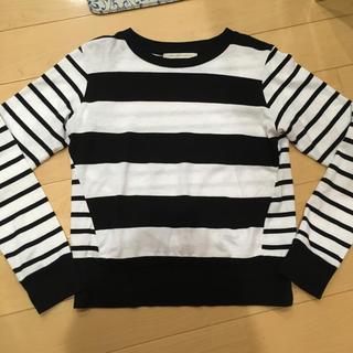 ルカ(LUCA)のルカ★ボーダーのロンT(Tシャツ(長袖/七分))