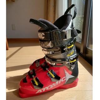 アトミック(ATOMIC)の【値下げ】ATOMIC  Redstar Pro130 スキーブーツ(ブーツ)