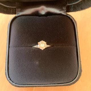 ティファニー(Tiffany & Co.)のティファニー セッティング 0.71カラット(リング(指輪))