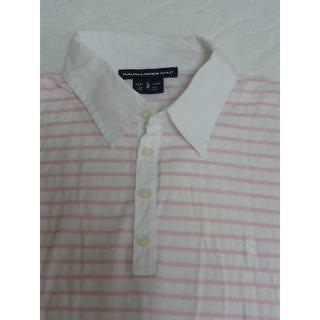 ポロラルフローレン(POLO RALPH LAUREN)のラルフローレン ゴルフ ポロシャツ 美品 送料無料(ポロシャツ)