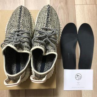 アディダス(adidas)の新品未使用 yeezy boost 350 turtle dove 初期 28(スニーカー)