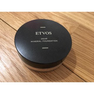 エトヴォス(ETVOS)のETVOS ディアミネラル ファンデーションL #50(ファンデーション)