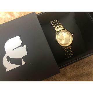 カールラガーフェルド(Karl Lagerfeld)のKarl Lagerfeld 腕時計(腕時計)