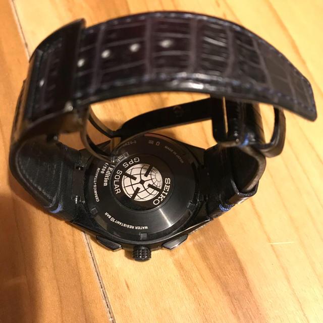 SEIKO(セイコー)のセイコー腕時計 限定モデル SEIKO SBXB257 メンズの時計(腕時計(アナログ))の商品写真