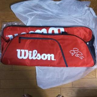 ウィルソン(wilson)のウィルソン ラケットバッグ WRZ677693(バッグ)