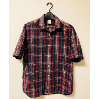 クアドロ(QUADRO)のALSO クアドロ チェックシャツ(シャツ)