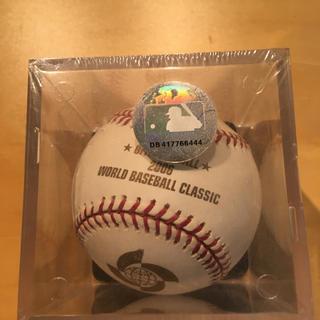 ローリングス(Rawlings)の新品未開封 記念球 2006 ワールドベースボールクラシック(記念品/関連グッズ)