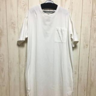 シップスフォーウィメン(SHIPS for women)の専用!シップス BIG Tワンピ(Tシャツ(半袖/袖なし))