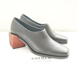 エンフォルド(ENFOLD)のエンフォルド今期新品シューズ靴enfold (ローファー/革靴)