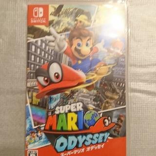 ニンテンドースイッチ(Nintendo Switch)のNintendo Switch スーパーマリオオデッセイ(家庭用ゲームソフト)