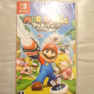ニンテンドースイッチ(Nintendo Switch)のNintendo Switch マリオ+ラビッツ キングダムバトル(家庭用ゲームソフト)