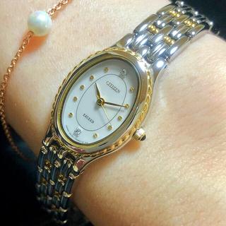 シチズン(CITIZEN)の高級ライン CITIZEN EXCEED(シチズンエクシード) レディース腕時計(腕時計)
