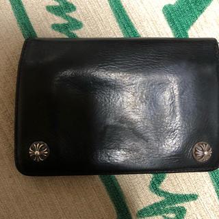 クロムハーツ(Chrome Hearts)のクロムハーツ2ジップウォレット(長財布)
