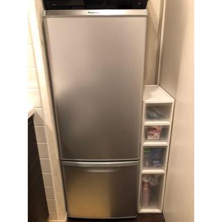 パナソニック(Panasonic)のPanasonic  パーソナル冷蔵庫 NR-B178W(冷蔵庫)