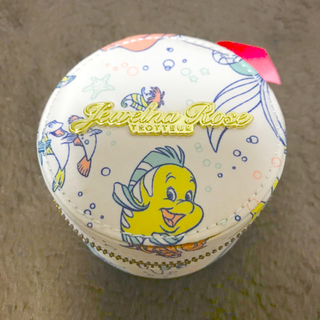 ディズニー(Disney)のアクセサリーボックス(ネックレス)