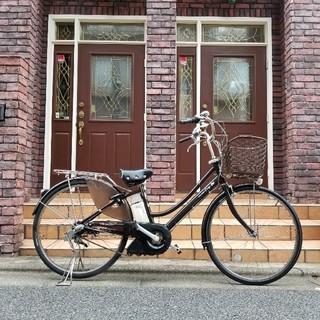 ヤマハ - 1キロ100円で配達 新品パーツに多数 電動自転車ヤマハパスシティ オートエコ