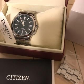 シチズン(CITIZEN)の美品 CITIZEN アテッサ 腕時計(腕時計(アナログ))